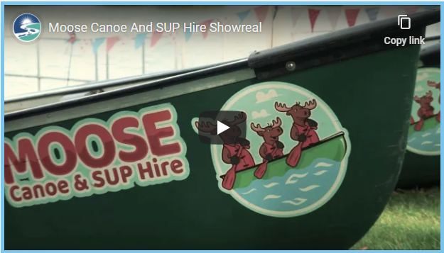Moose Canoe and SUP Hire Show Real
